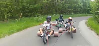 Unicykle i tricykle