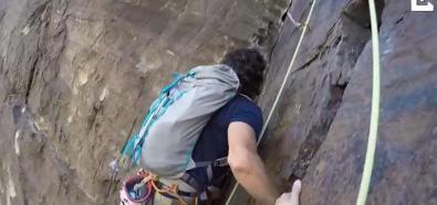 Wyprzedzanie na skałkach