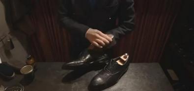 Czyszczenie obuwia