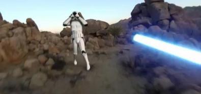 Jedi z GoPro