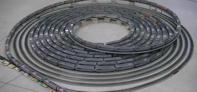 Kolejkowa spirala
