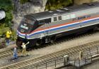 Makiety pociągów