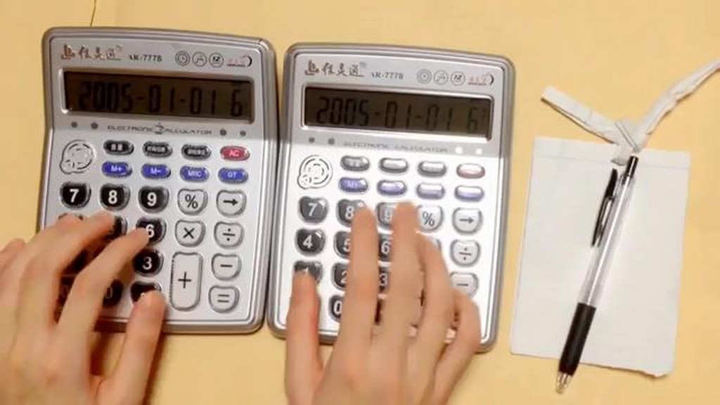 Kalkulatory jako instrumenty