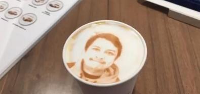 Drukowana kawa