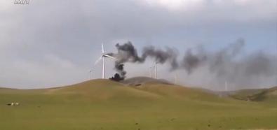 Wypadki wiatraków