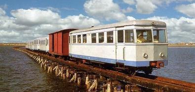 Pociąg na Juist