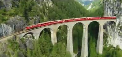 Szalone trasy kolejowe