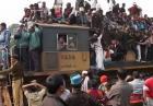 Pociąg w Bangladeszu
