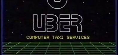Uber w latach 80-tych
