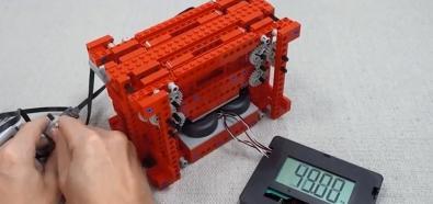 Prasa z LEGO
