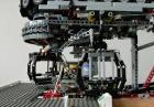 Kolejka linowa z LEGO