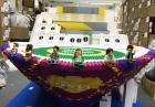 Największy statek z LEGO