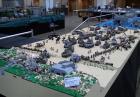 Plaża Omaha z LEGO