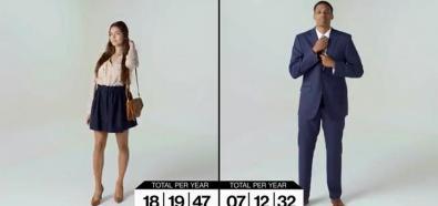 Kobieta vs. facet