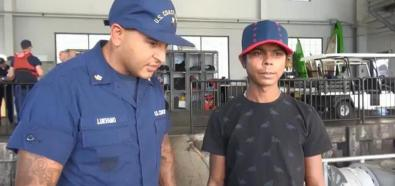 Rozbitek z Kolumbii