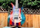 Gitara z żywicy