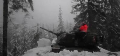 M60 na lawiny