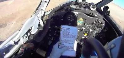 Odpalanie MiGa-15