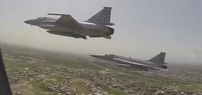 Pakistańskie myśliwce