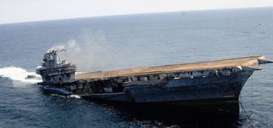 Zatopienie USS Oriskany