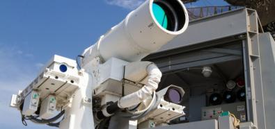 Laser na USS Ponce