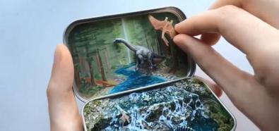 Kieszonkowa diorama
