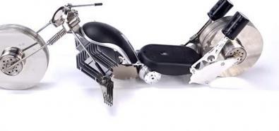 Model motocykla