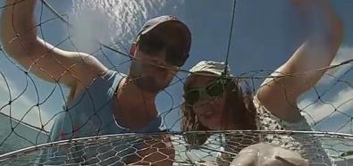 W sieci rybackiej