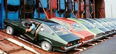 Transport pionowy aut