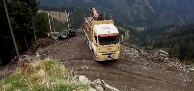 Kierowcy ciężarówek