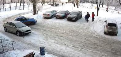 Pechowe parkowanie