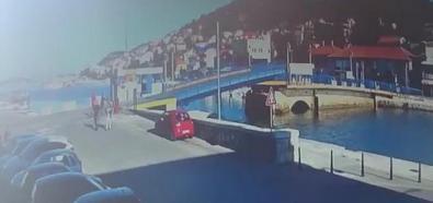 Skok na moście