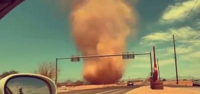 Piaskowe tornado