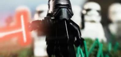 Kylo Ren spotyka Luke'a Skywalkera
