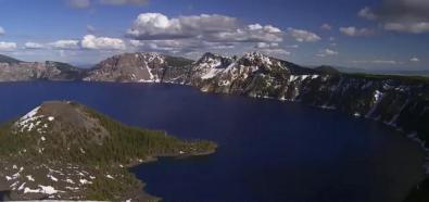 Jezioro Kraterowe w stanie Oregon