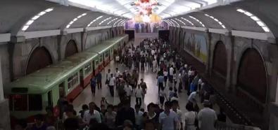 Metro w Pjongjang