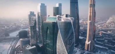 Moskwa zimą