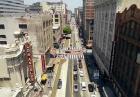 Miasta z drona
