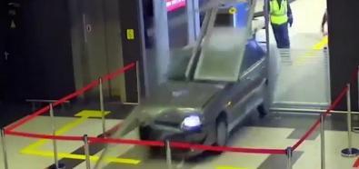 Pościg na lotnisku