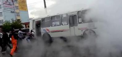 Autobus gejzer