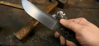 Nóż z pilnika