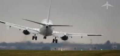 Lądowanie w Pradze