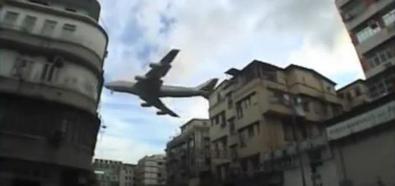 Samoloty w Hong Kongu
