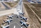 Parking dla samolotów w czasie pandemii