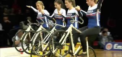 Fenomenalne akrobacje na rowerach