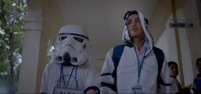 Reklama nowych Star Wars