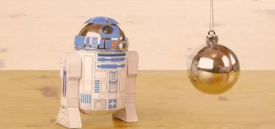 R2-D2 z papieru