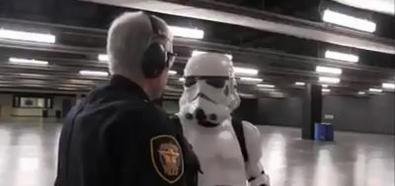 Szturmowiec w policji