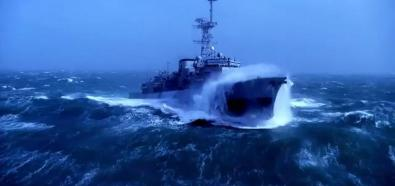 Niszczyciel vs ocean