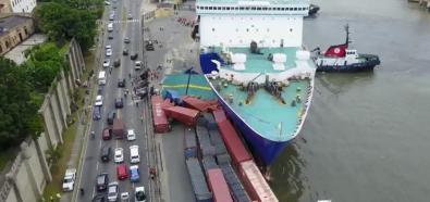 Statek vs kontenery